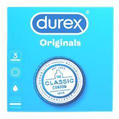 Durex Classic презервативи 3 бр