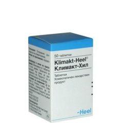 Heel Климакт-Хил За облекчаване на климактериума х50 таблетки