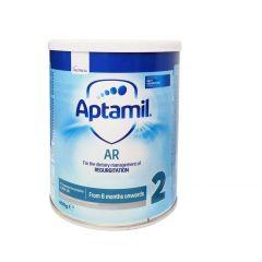 Aptamil AR 2 Адаптирано мляко против повръщане 6-12 месеца 400 гр