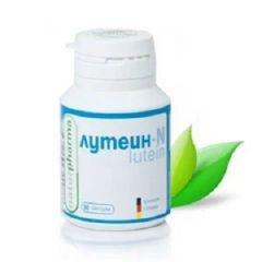Лутеин-N х50 капсули Naturpharma