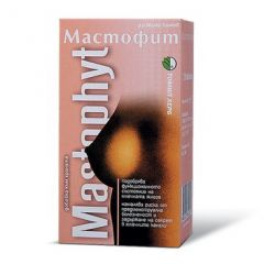 Мастофит х120 таблетки д-р Тошков