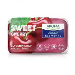 Aroma Natural Elements Sweet cherry Глицеринов сапун с екстракт от череша 100 гр