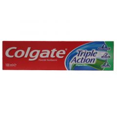 Colgate Triple Action паста за зъби 100 мл