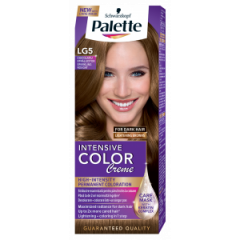 Palette Intensive Color Creme Tрайна крем-боя за коса LG5 Sparkling Nougat / Блестяща нуга