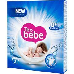 Teo bebe прах за пране с екстракт от бадем 225 гр