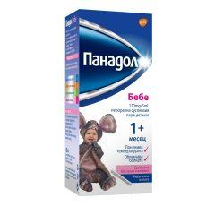 Панадол Сироп за бебета при болка и температура х100 мл GlaxoSmithKline