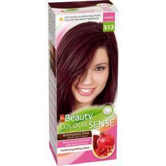 MM Beauty Colour Sense Трайна фито боя за коса без амоняк, S13 Махагон