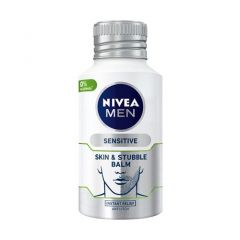 Nivea Men Sensitive Skin & Stubble Балсам за след бръснене 125 мл