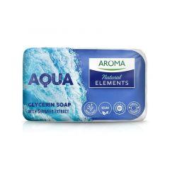 Aroma Natural Elements Aqua Глицеринов сапун с екстракт от водорасли 100 гр