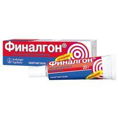 Finalgon маз х20 гр