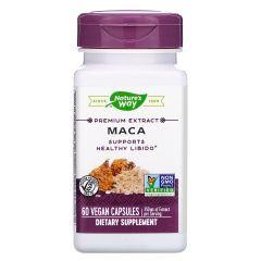 Nature's Way Maca Мака за повишаване на енергията и либидото 450 мг х60 капсули