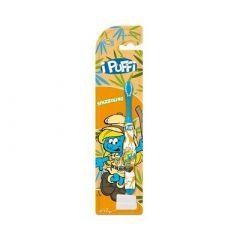Naturaverde DISNEY Toothbrush For Children I Puffi Детска четка за зъби с капаче Смърфиета