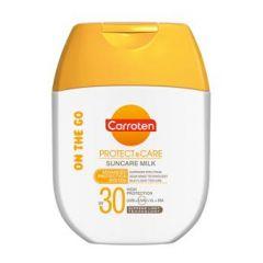 Carroten Protect & Care Слънцезащитно микро мляко SPF30 60 мл