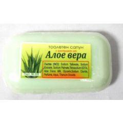 Ния Милва Тоалетен сапун с алое вера 60 гр