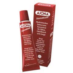 Ajona Stomaticum Медицинска паста за зъби - концентрат за ежедневна употреба 25 мл