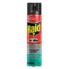 Raid Аерозол срещу пълзящи насекоми с евкалипт 400 мл SC Johnson