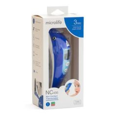 Инфрачервен безконтактен термометър Microlife NC400 Делфин