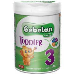 Bebelan Lacta 3 Toddler Мляко за малки деца 12-36M 400 г