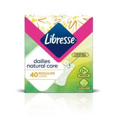 Libresse Natural Care Regular Ежедневни дамски превръзки x40 бр