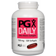 Natural Factors PGX Daily Matrix за здравословно отслабване 750 мг х 120 капсули