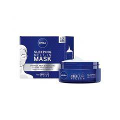 Nivea Cellular Filler Нощна маска за лице 50 мл