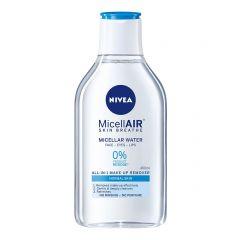 Nivea Micellair Expert Мицеларна вода за нормална кожа 400 мл