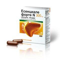Essentiale Forte N 300 мг х30 капсули