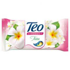 Teo Bouquet Tiare Сапун с глицерин и аромат на тиаре 70 гр