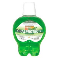 OralProtect+ Classic Антиплакова вода за уста 300 мл Medicopharm