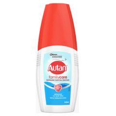Autan Family Care Репелент лосион срещу насекоми 100 мл SC Johnson
