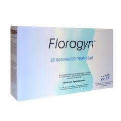 Floragyn Вагинален разтвор за промивка 5 флакона Со Се Фарм