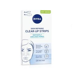 Nivea SkinRefining Почистващи лепeнки за лице 6 бр