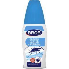 Bros Спрей против комари и кърлежи 50 мл
