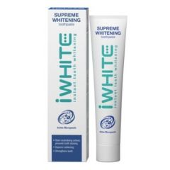 iWHITE Instant Supreme Whitening Избелваща паста за зъби 75 мл