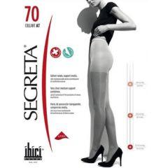 Segreta Компресионен чорапогащник Натурален Размер S 70 DEN Ibici