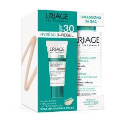 Uriage Hyseac 3-Regul Тонирана грижа за лице Комплект
