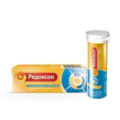 Редоксон за укрепване на имунната система x 10 ефервесцентни таблетки Bayer