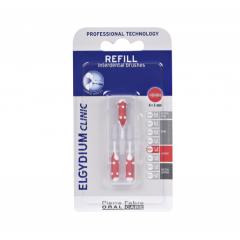 Elgydium Clinic Refills допълнителни интердентални четки широки пространства 3-4 мм