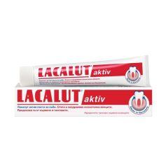 Lacalut Aktiv паста за зъби 75 мл