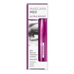 Mascara Med Ultra Boost Спирала за впечатляващ обем и дължина на миглите 10 мл
