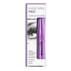 Mascara Med Curl & Volume Спирала за извити и обемни мигли 7 мл