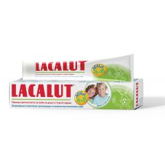 Lacalut Kids 4 - 8 years паста за зъби детска 4 - 8 г 50 мл