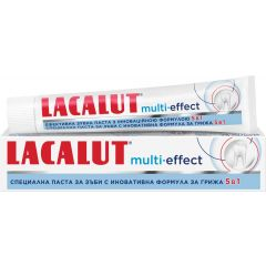 Lacalut Multi-Effect паста за зъби 75 мл