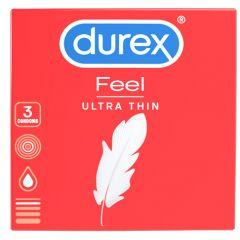 Durex Feel Ultra Thin презервативи 3 бр