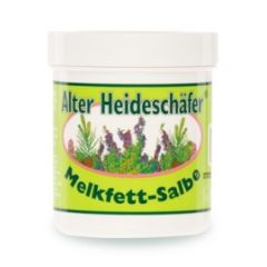 Asam Alter Heideschafer Млечна мазнина Билков мехлем за суха кожа 100 мл