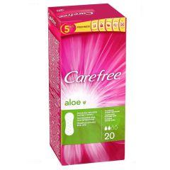 Carefree Aloe Ежедневни дамски превръзки х20 бр.