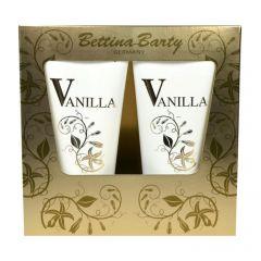 Bettina Barty Vanilla Гел за душ и вана 150 мл + Bettina Barty Vanilla Лосион за ръце и тяло 150 мл Комплект