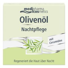 Dr. Theiss Olivenol Нощен регенериращ крем 50 мл