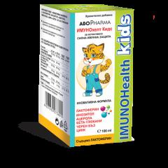 AboPharma ImunoHealth Kids Сироп за имунната и дихателната система х 100 мл