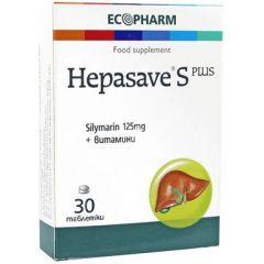 Hepasave S Plus х30 таблетки Ecopharm